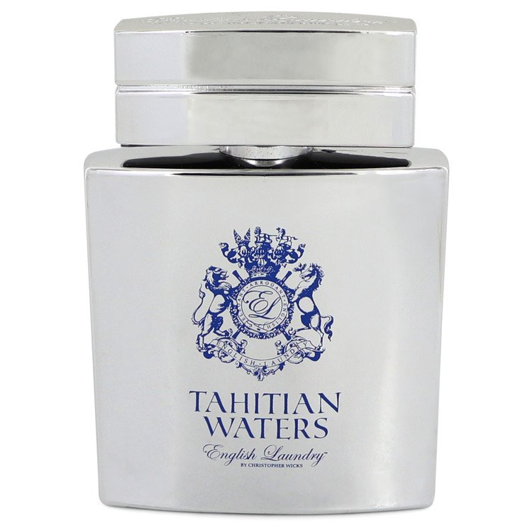Tahitian Waters by English Laundry Eau De Parfum Spray (unboxed) 3.4 oz for Men