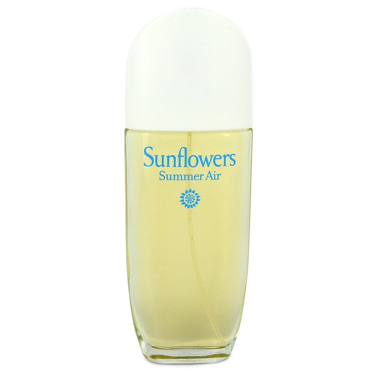 Sunflowers Summer Air by Elizabeth Arden Eau De Toilette Spray (unboxed) 3.3 oz for Women