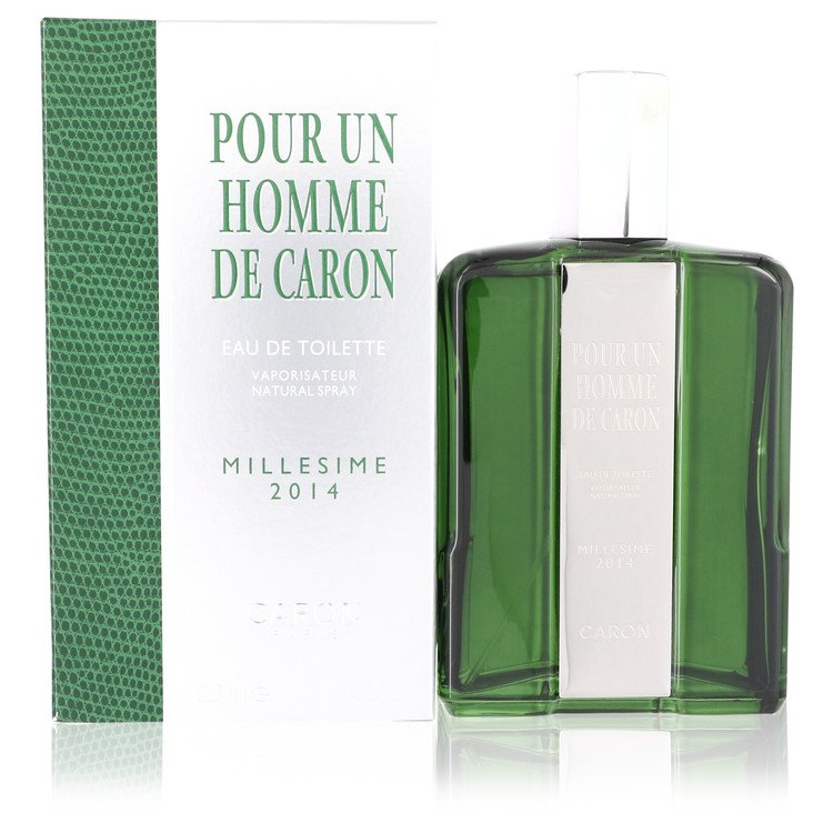 Caron Pour Homme Millesime 2014 by Caron Eau De Toilette Spray 4.2 oz for Men