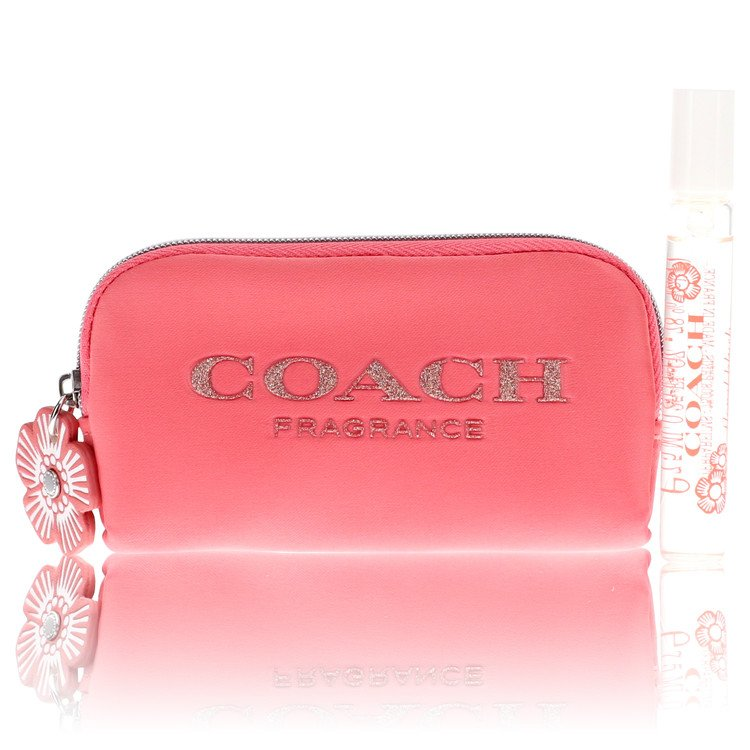 Coach Floral Blush by Coach Mini EDP Spray in Purse .25 oz for Women