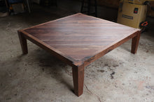 "Load image into Gallery viewer, ""Castle Joint"" Coffee Table"