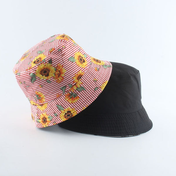 Summer Panama Bucket Hat