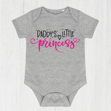 Load image into Gallery viewer, Daddy's Little Princess Bodysuit