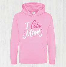 Load image into Gallery viewer, I Love Mum Hoodie