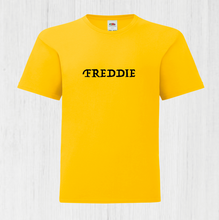 Load image into Gallery viewer, Personalised Name T-Shirt