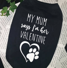 Load image into Gallery viewer, Dog Valentines T-Shirt