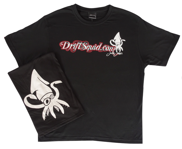 Mens DriftSquid T-shirt
