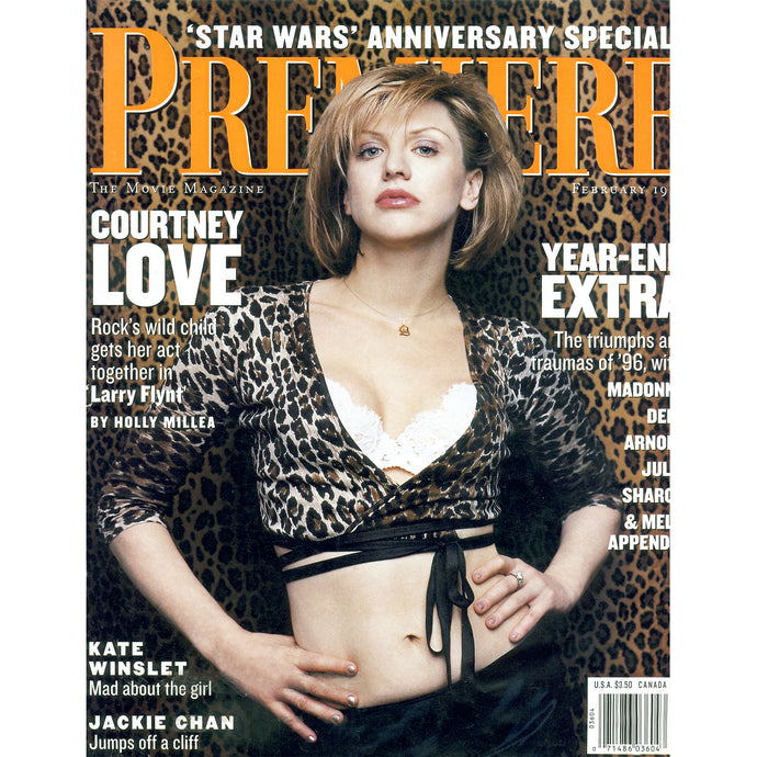 Courtney Love Premiere Magazine