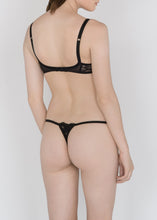 Load image into Gallery viewer, Persian Lily G-string/Thong - DEBORAH MARQUIT