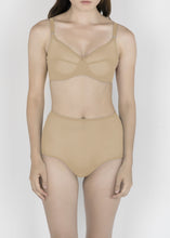 Load image into Gallery viewer, Sheer French Tulle High Waist Brief in Basic and Fluorescent Colors - DEBORAH MARQUIT