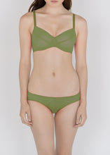 Load image into Gallery viewer, Sheer Essentials - French Tulle Hipster Brief - DEBORAH MARQUIT