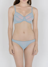 Load image into Gallery viewer, Sheer Essential Pastels - Underwire Bra - DEBORAH MARQUIT