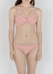 Sheer Essential Pastels - Underwire Bra