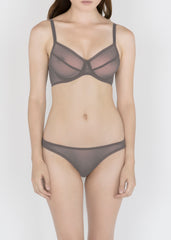 Sheer Essentials - French Tulle Underwire Bra