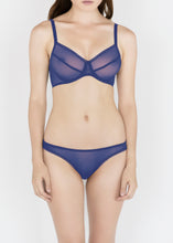 Load image into Gallery viewer, Sheer French Tulle Underwire bra in Basic and Fluorescent Colors - DEBORAH MARQUIT