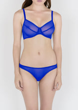 Load image into Gallery viewer, Sheer Essentials - French Tulle Underwire Bra - DEBORAH MARQUIT