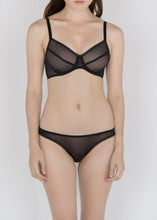 Load image into Gallery viewer, Sheer French Tulle Bikini Brief in Basic Colors + Fluorescents - DEBORAH MARQUIT