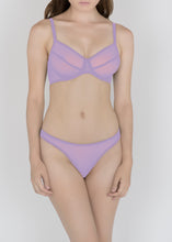 Load image into Gallery viewer, Sheer Essential Pastels - Thong - DEBORAH MARQUIT