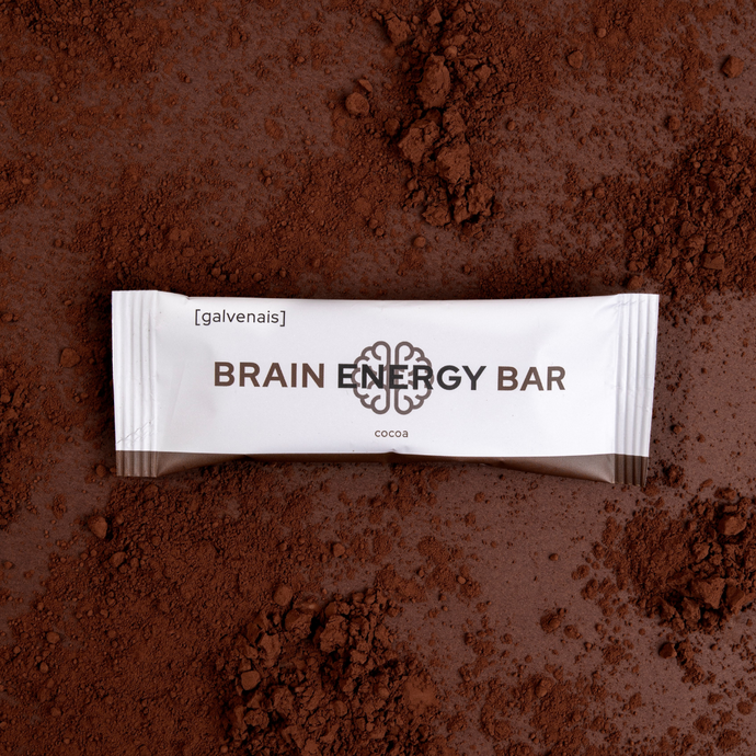 Brain ENERGY Bar - the All-Good BadBoy