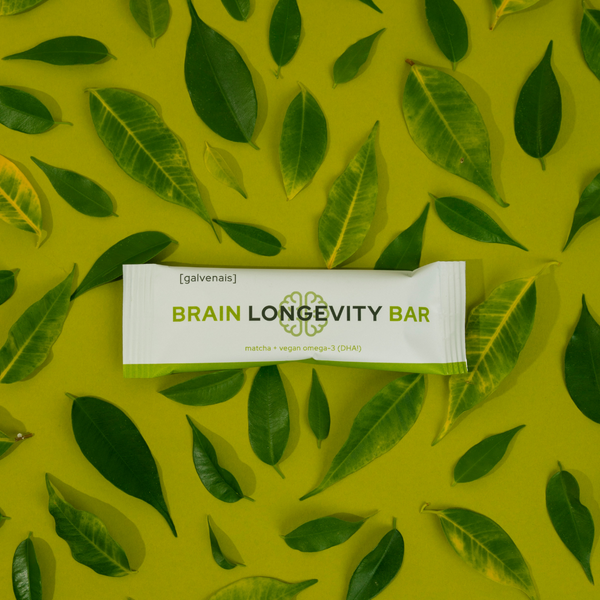 Brain LONGEVITY Bar - Joyful Life Zensation