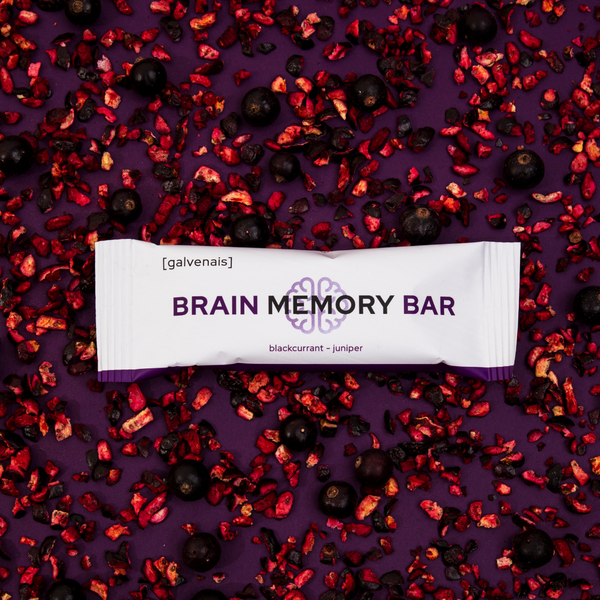 Brain MEMORY Bar - Remember the Good Old Days?