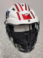 Lacrosse Helmet Face Covering-Youth Size