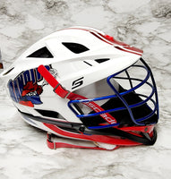 Lacrosse Helmet Face Covering- Adult Size