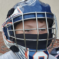 Hockey Goalie Face Covering