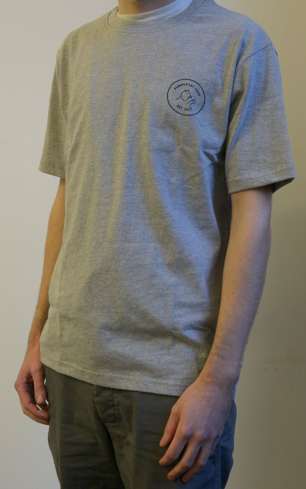 Light Grey T-Shirt