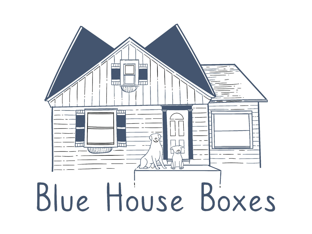 Gift Card - Blue House Boxes