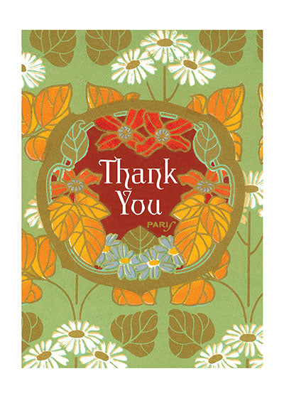 Thank You Floral   00938B