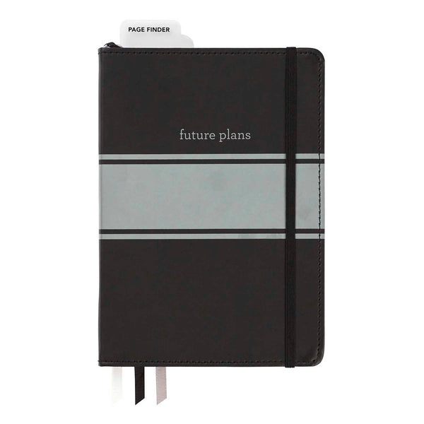 "Freestyle Planning Journal - ""Future Plans"" - Black"