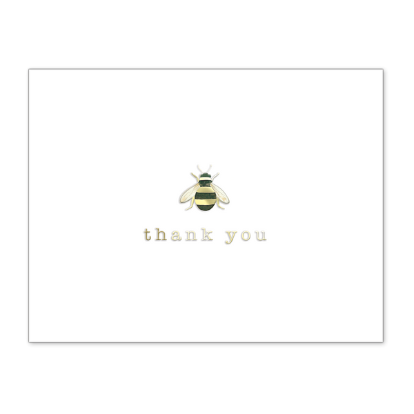 Bee Thank You Cards