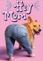 Corgi Dog Mom Jeans