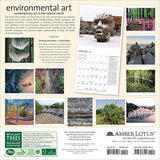 2021 Environmental Art Wall Calendar
