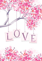 Love Letters Hanging Tree Branch