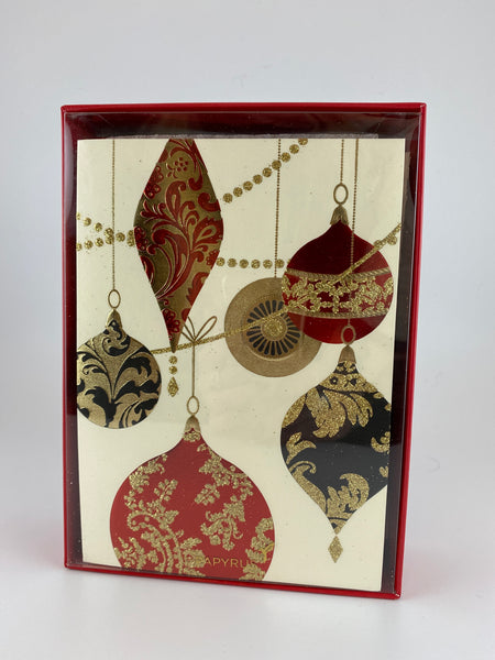 Aria Rich Traditional Hanging Ornament 161645