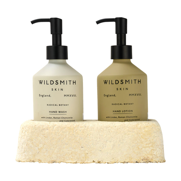 Compostable Hand Wash and Lotion