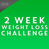 2 WEEK WEIGHT LOSS CHALLENGE