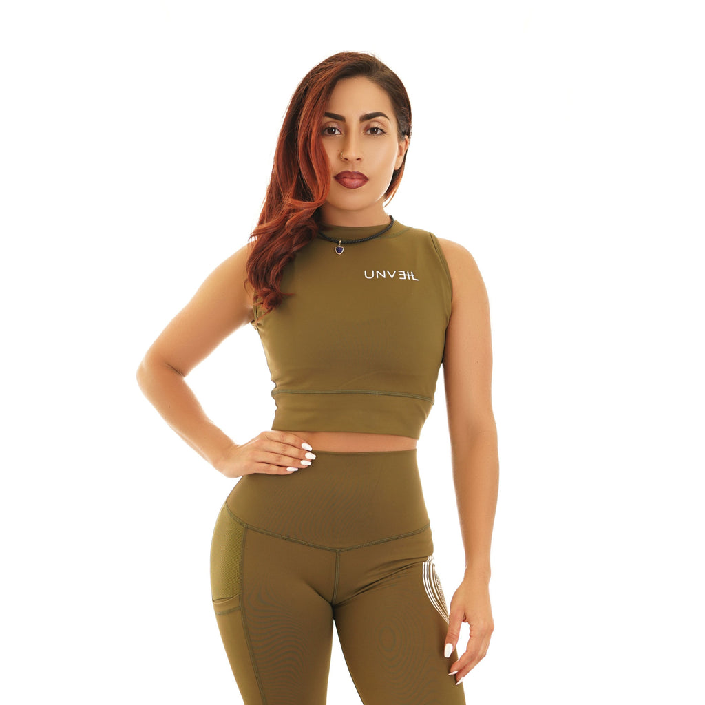 Unveil Apparel Set (GREEN)