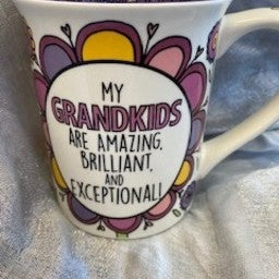 Grandmother/Grandkids Mug