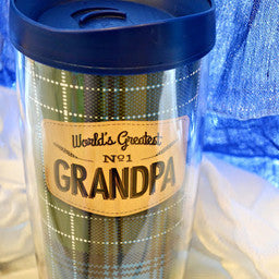 World's Greatest Grandpa Tumbler