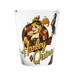 Harley Quinn Shot Glass