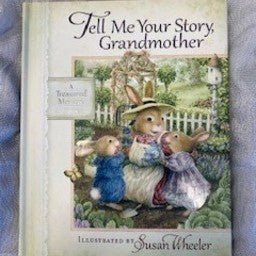 Tell Me Your Story Grandmother