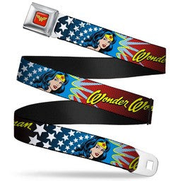 Wonder Woman Seatbelt Belt