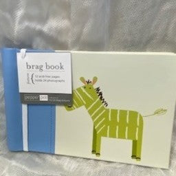Jungle Friends Boy Brag Book