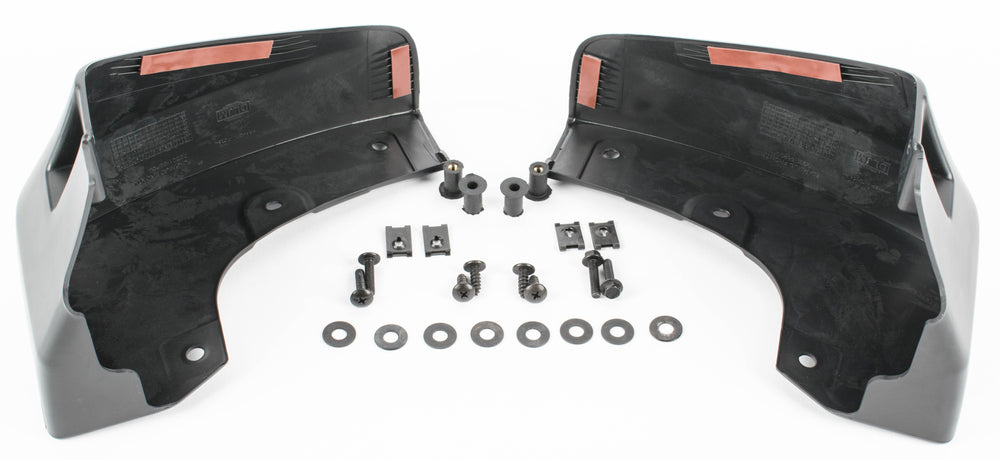 Suzuki Mudflap set - rigid, front