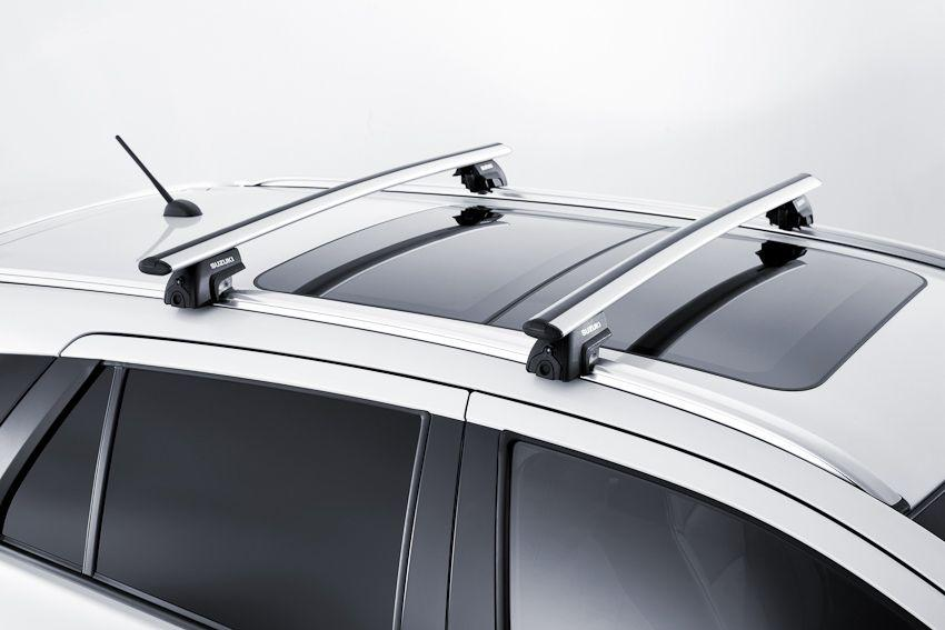Suzuki Multi Roof Rack - Models with Roof Rails