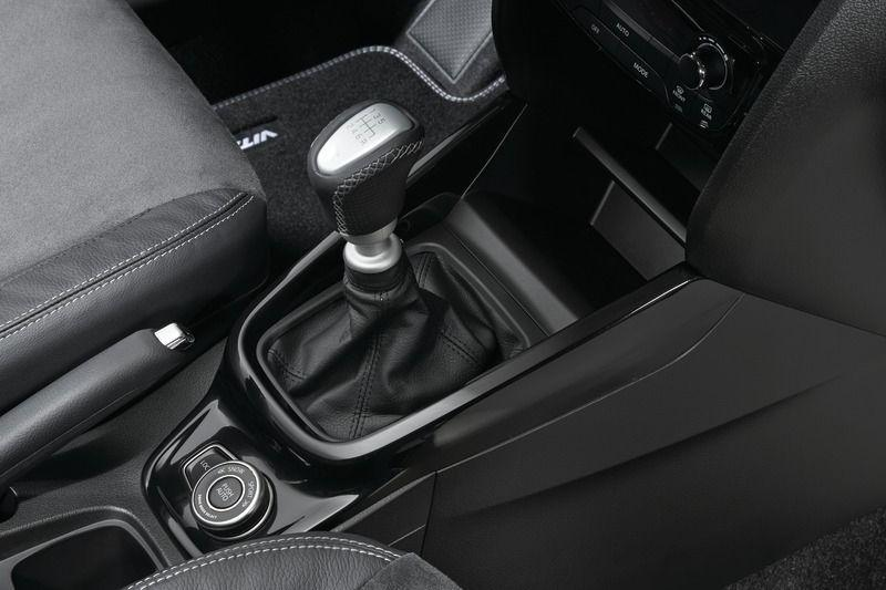 Suzuki Vitara Centre Console Coloured Trim - Black