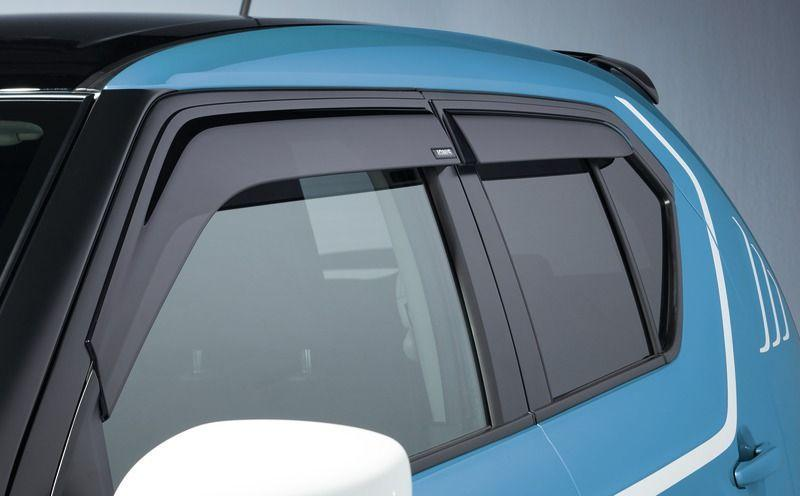 Suzuki Rain and wind deflector set